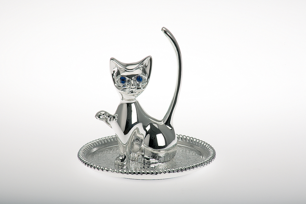 Ring Holder Cat