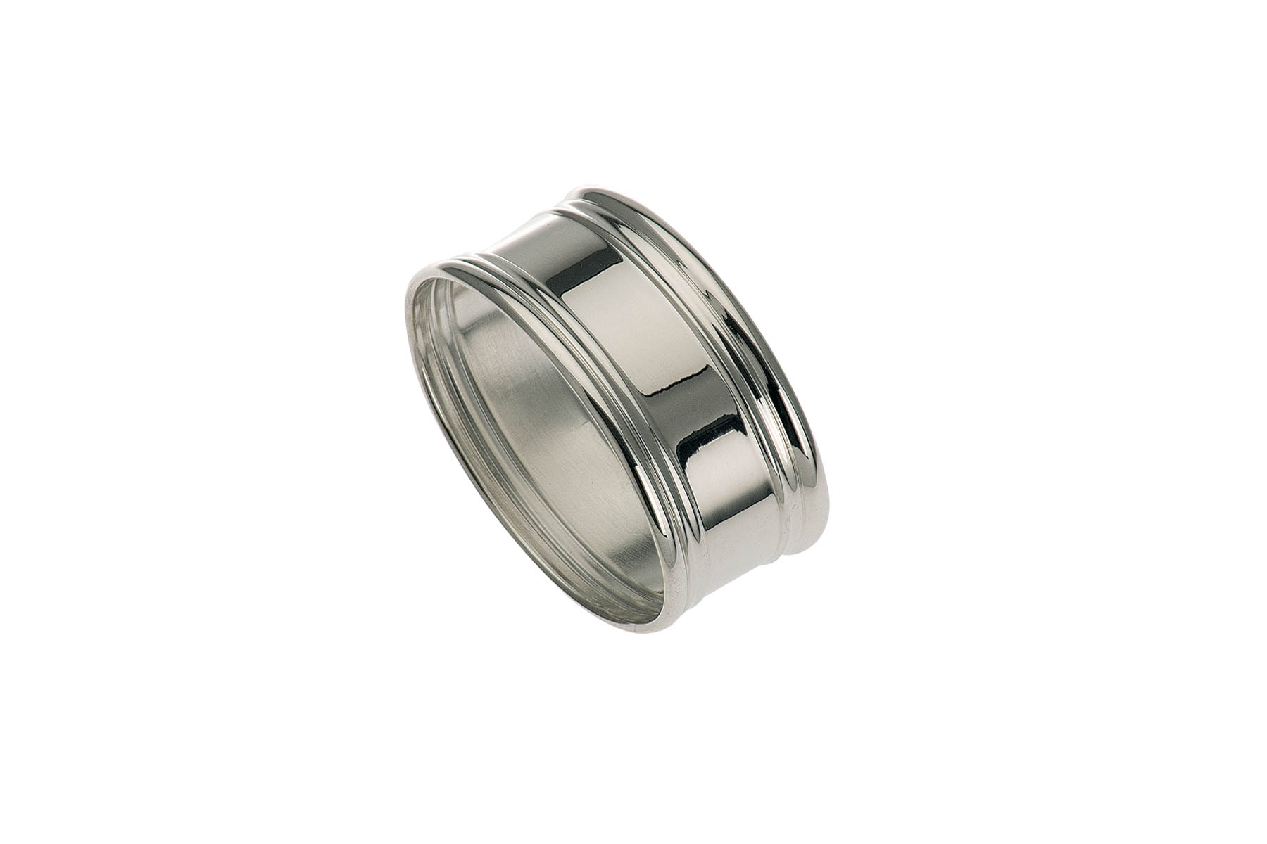 Napkin Ring oval  - Sterling silver