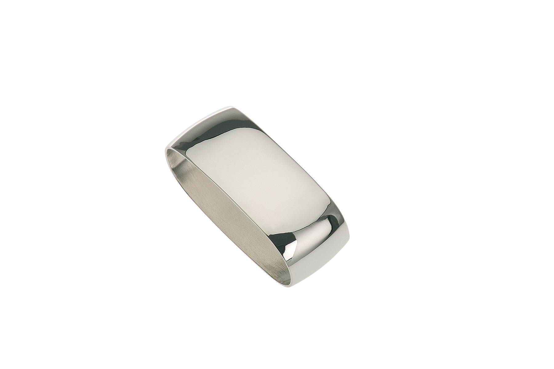 Napkin Ring plain - Sterling silver