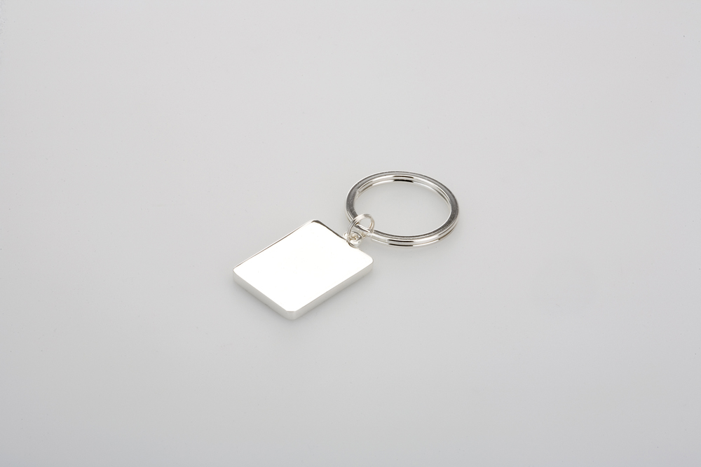 Key Chain rectangular shape
