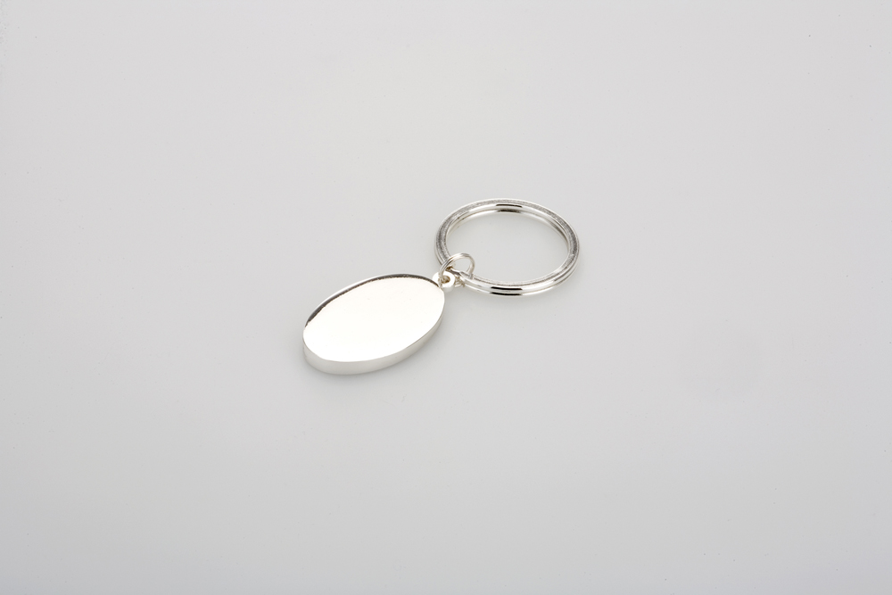 Key Chain oval shape