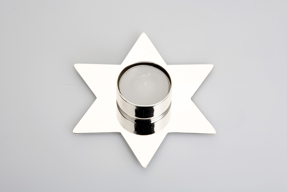 Tealight Holder Star Shape