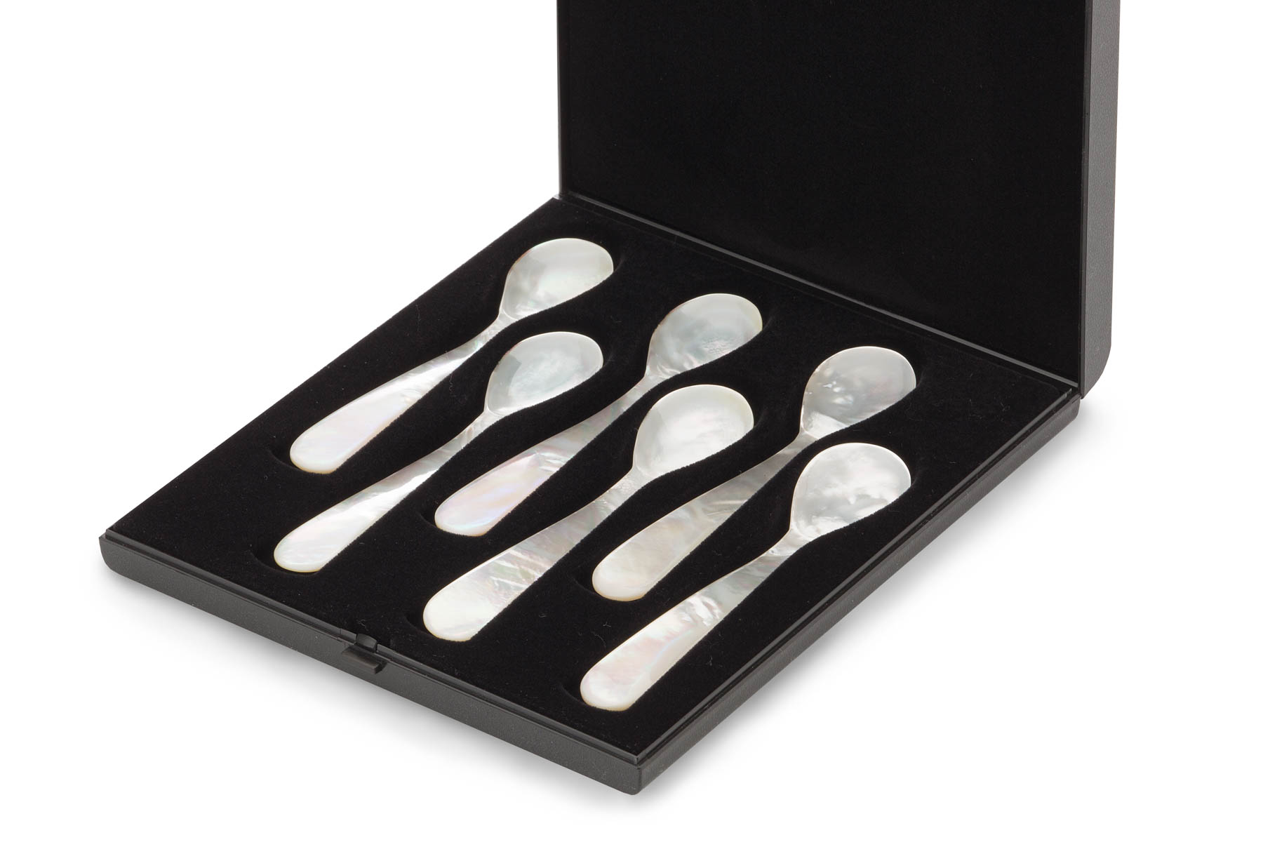 Egg / Caviar Spoon-Set 6 pieces
