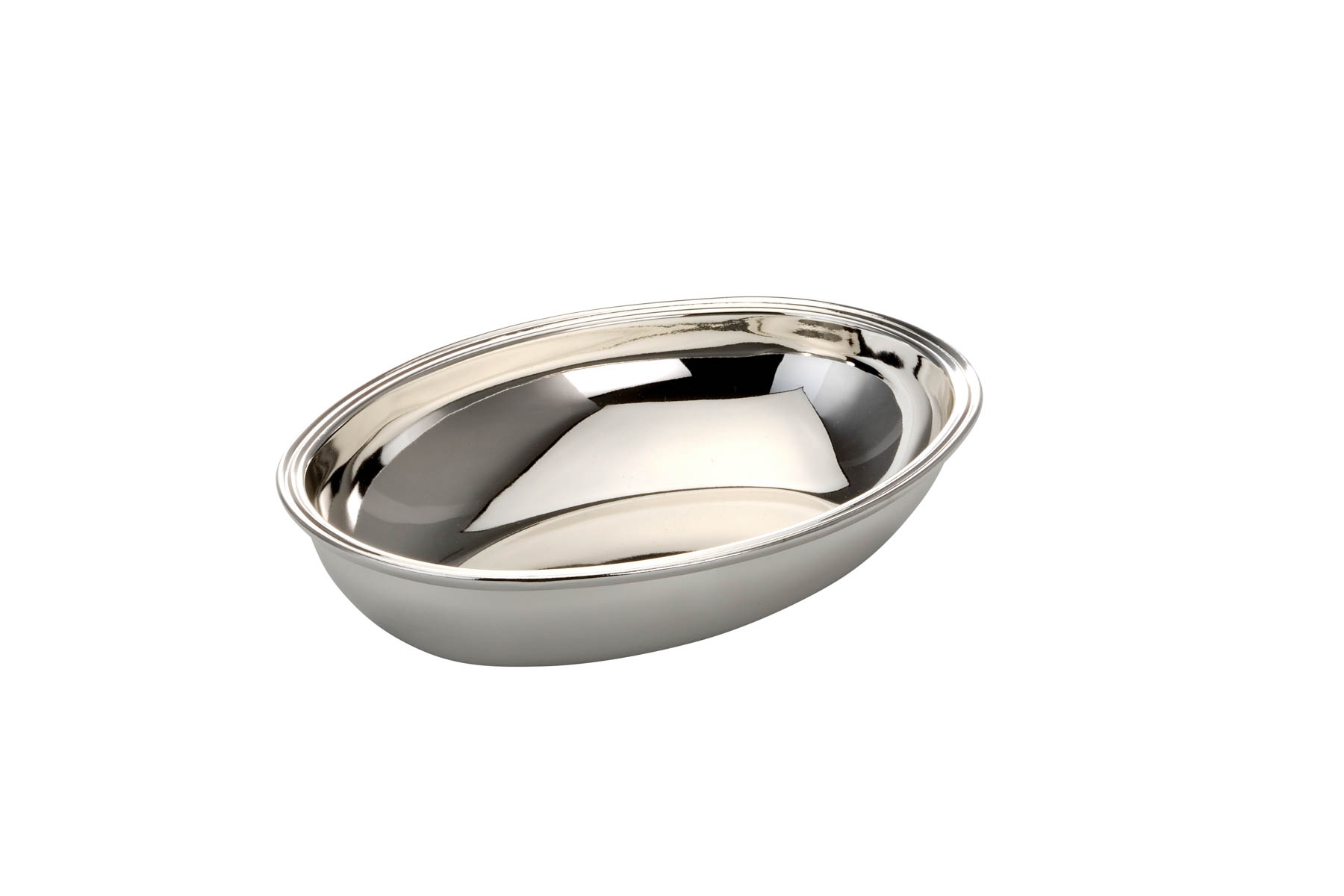 Bowl oval, plain