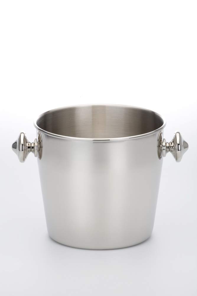 Champagne Bucket Stainless Steel Mirror Finish -