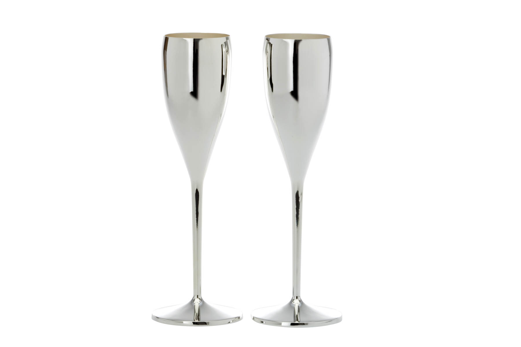 Goblet Set of 2 for Champagne