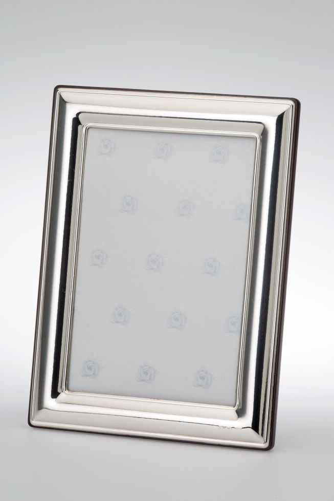 Photo Frame plain - Sterling silver