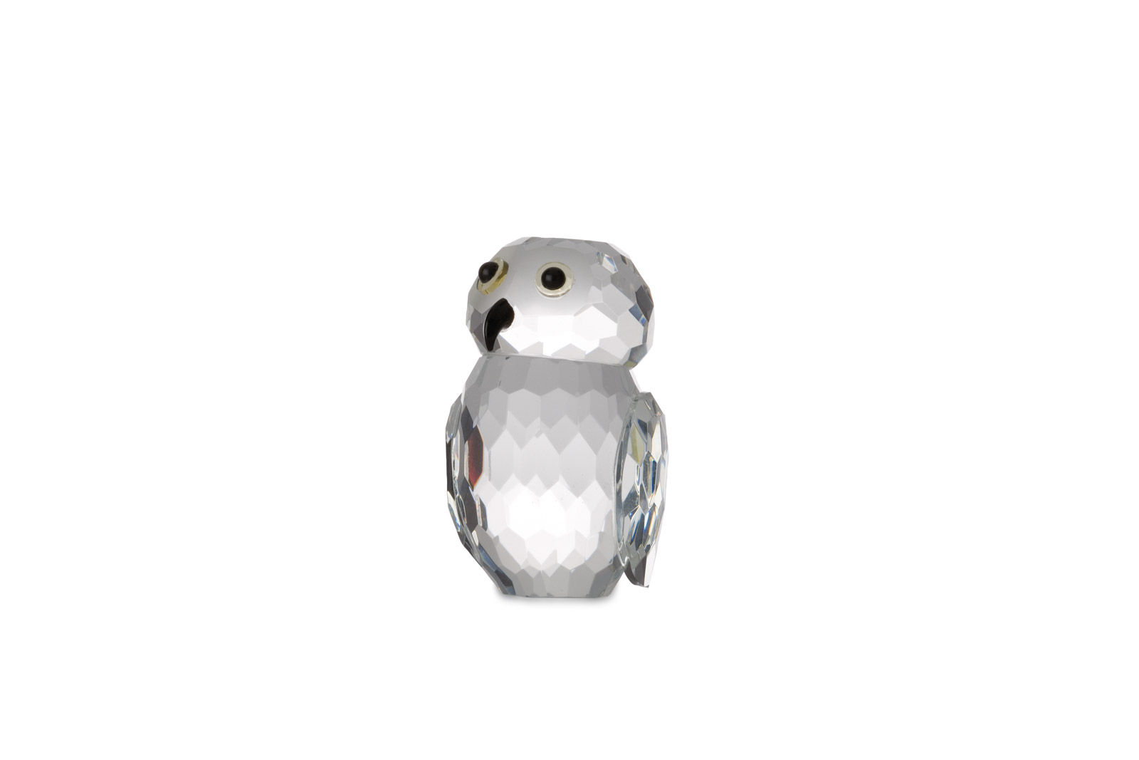 Glass statue Owl