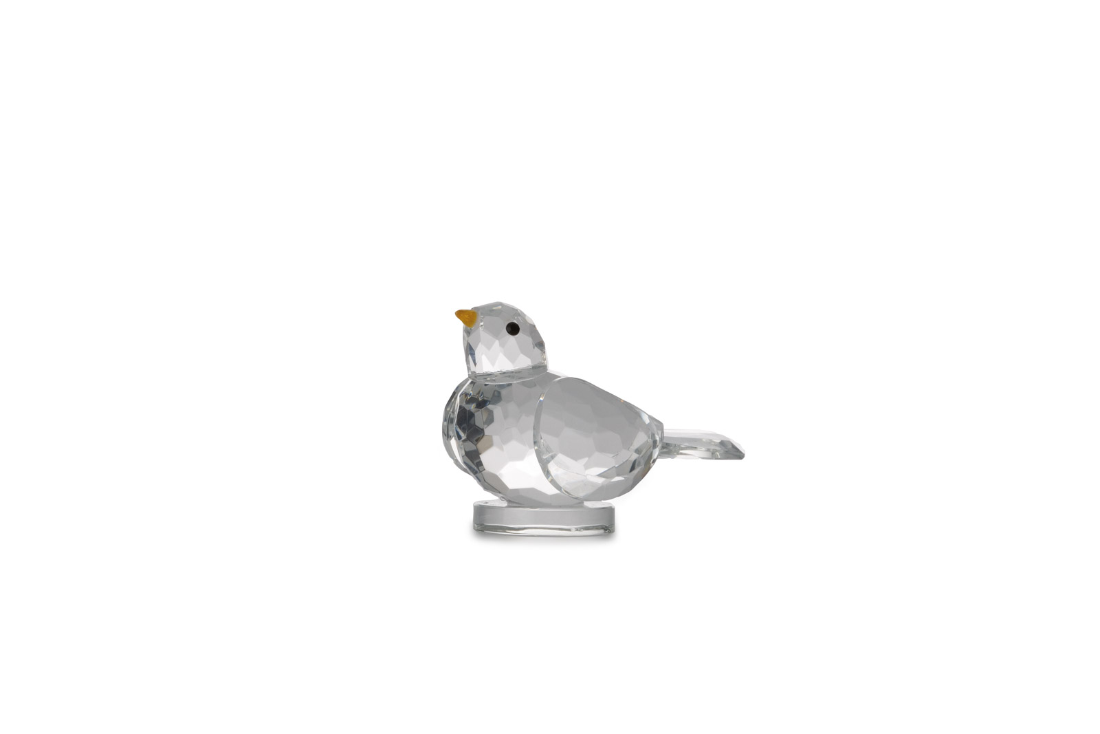 Glass statue Bird