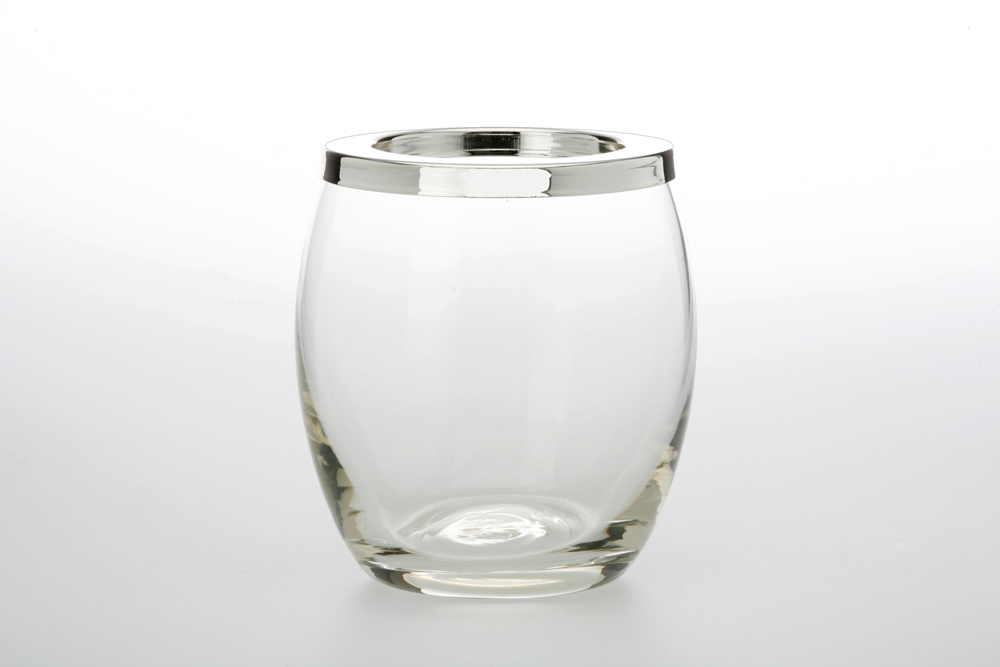 silberne vasen g nstig kaufen online shop wirliebendeko. Black Bedroom Furniture Sets. Home Design Ideas