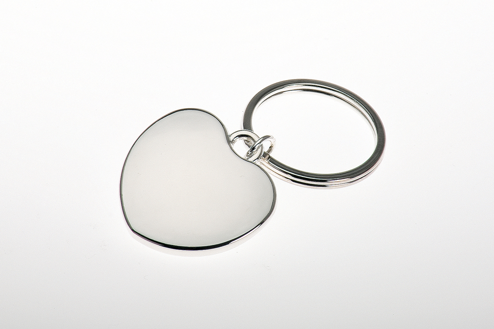 Key Chain Heart Shape