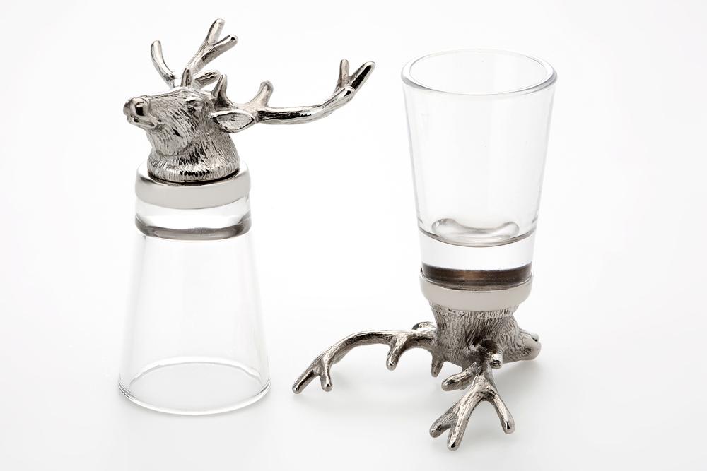 schnapsglas mit henkel 4cl