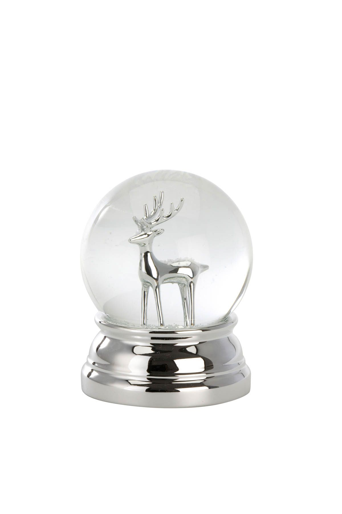Waterglobe  Big, Reindeer Design