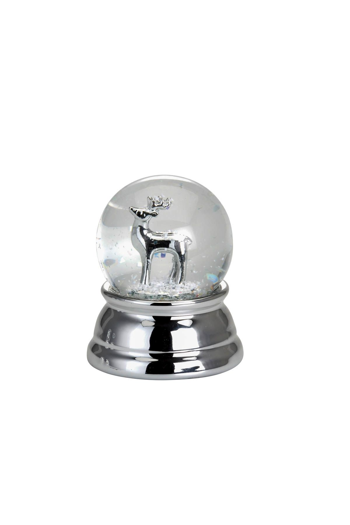 Waterglobe  Small, Reindeer Design