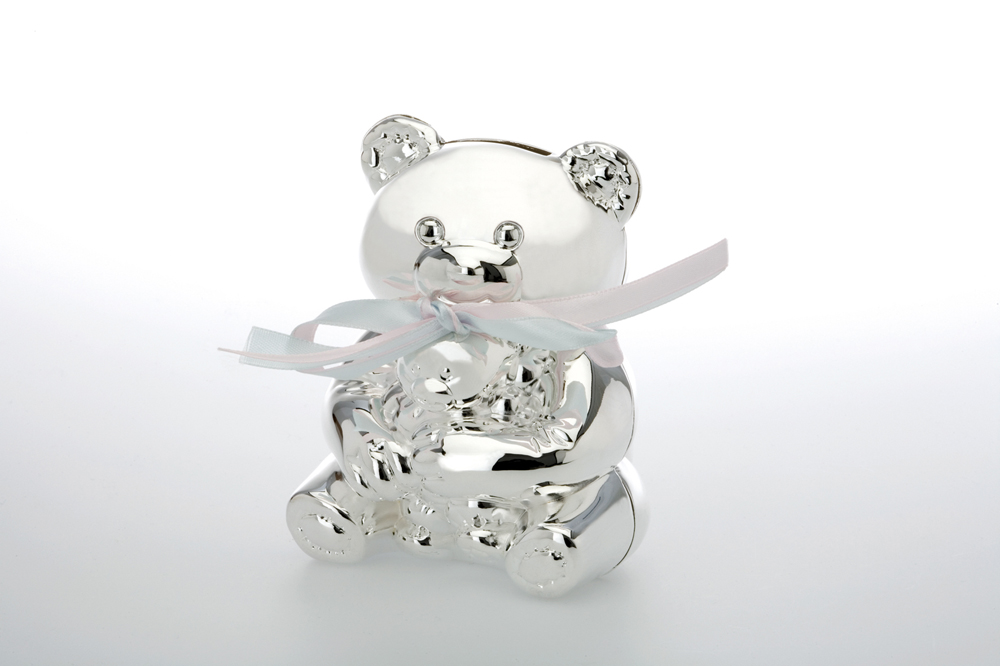 Money  Bank Teddy Bear