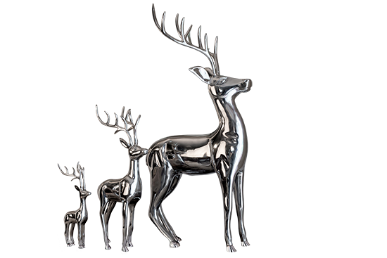 Reindeer    Set of 3 Sizes