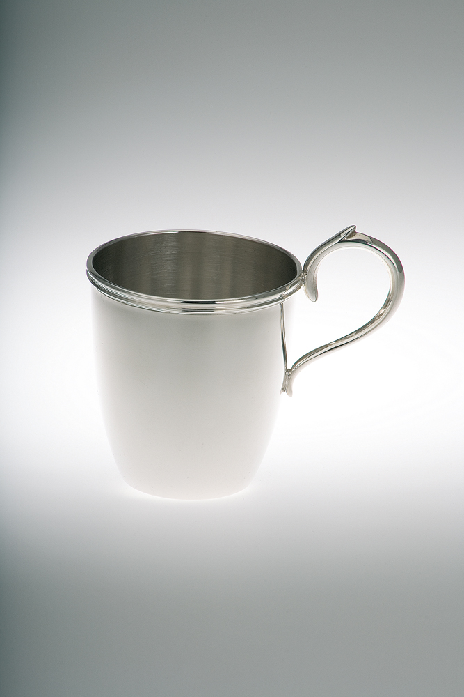 Cup for children - Sterling silver